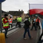 Blokada na drodze krajowej nr 8 w Bardzie (44)