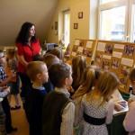 Lekcja biblioteczna w Przyłęku (9)