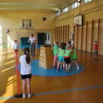 Sekcja sportowa Salamandry (1)