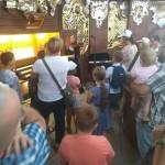 Warsztaty organowe w bardzkiej bazylice (1)