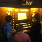 Warsztaty organowe w bardzkiej bazylice (7)
