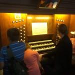 Warsztaty organowe w bardzkiej bazylice (8)