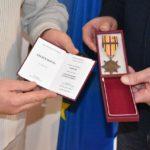 Przekazanie odznaczenia Gwiazda Iraku (1)