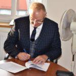 Podpisanie umowy - Lipowa (2)