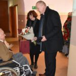 Wizyta urodzinowa Burmistrza (2)