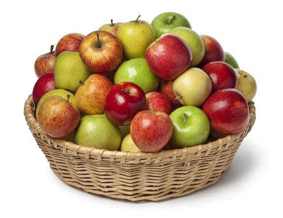 Będą wydawane jabłka