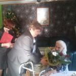 91 lat Pani Anny Hedwig Brandt_02