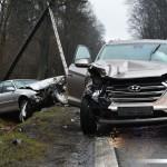 sobotni wypadek na DK8 (1)