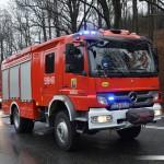 sobotni wypadek na DK8 (2)
