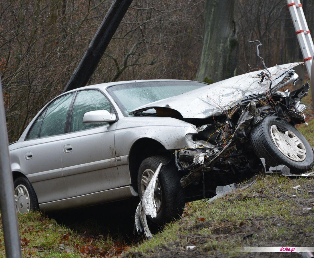 sobotni wypadek na DK8 (9)