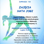 centrum zaprasza na joge