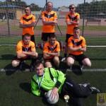 Drużyna DPS Opolnica na turnieju eliminacyjnym Seni Cup (1)
