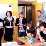 Pożegnanie wolontariuszy w FO Salamandra (7)