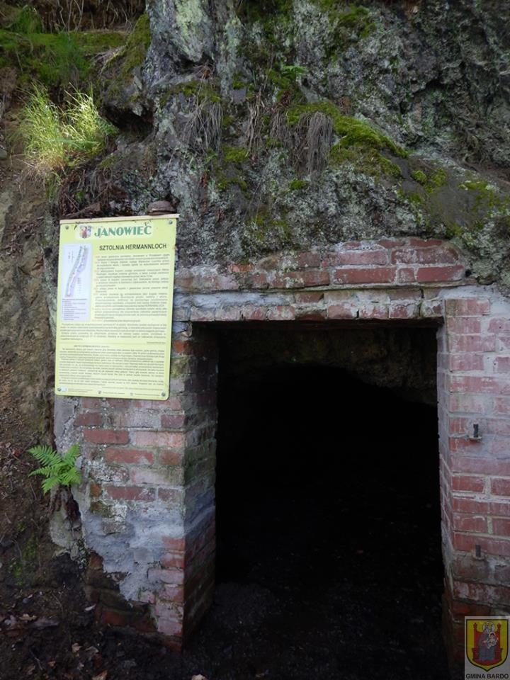 Sztolnia Hermannloch posprzątana (2)