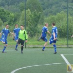 Piłkarze z DPS Opolnica na turnieju w Szczytnej (2)