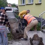 Chodniki na Polnej (4)