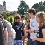 Spływ uczestników ŚDM w Bardzie (1)