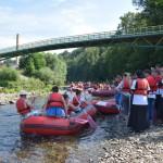 Spływ uczestników ŚDM w Bardzie (13)