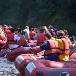 Spływ uczestników ŚDM w Bardzie (14)