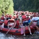 Spływ uczestników ŚDM w Bardzie (16)