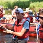 Spływ uczestników ŚDM w Bardzie (19)