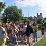 Spływ uczestników ŚDM w Bardzie (2)