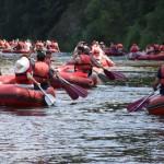 Spływ uczestników ŚDM w Bardzie (21)