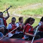 Spływ uczestników ŚDM w Bardzie (27)
