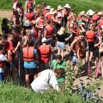 Spływ uczestników ŚDM w Bardzie (8)