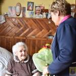 92 urodziny Pani Antoniny Halamy (1)
