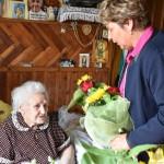 92 urodziny Pani Antoniny Halamy (2)