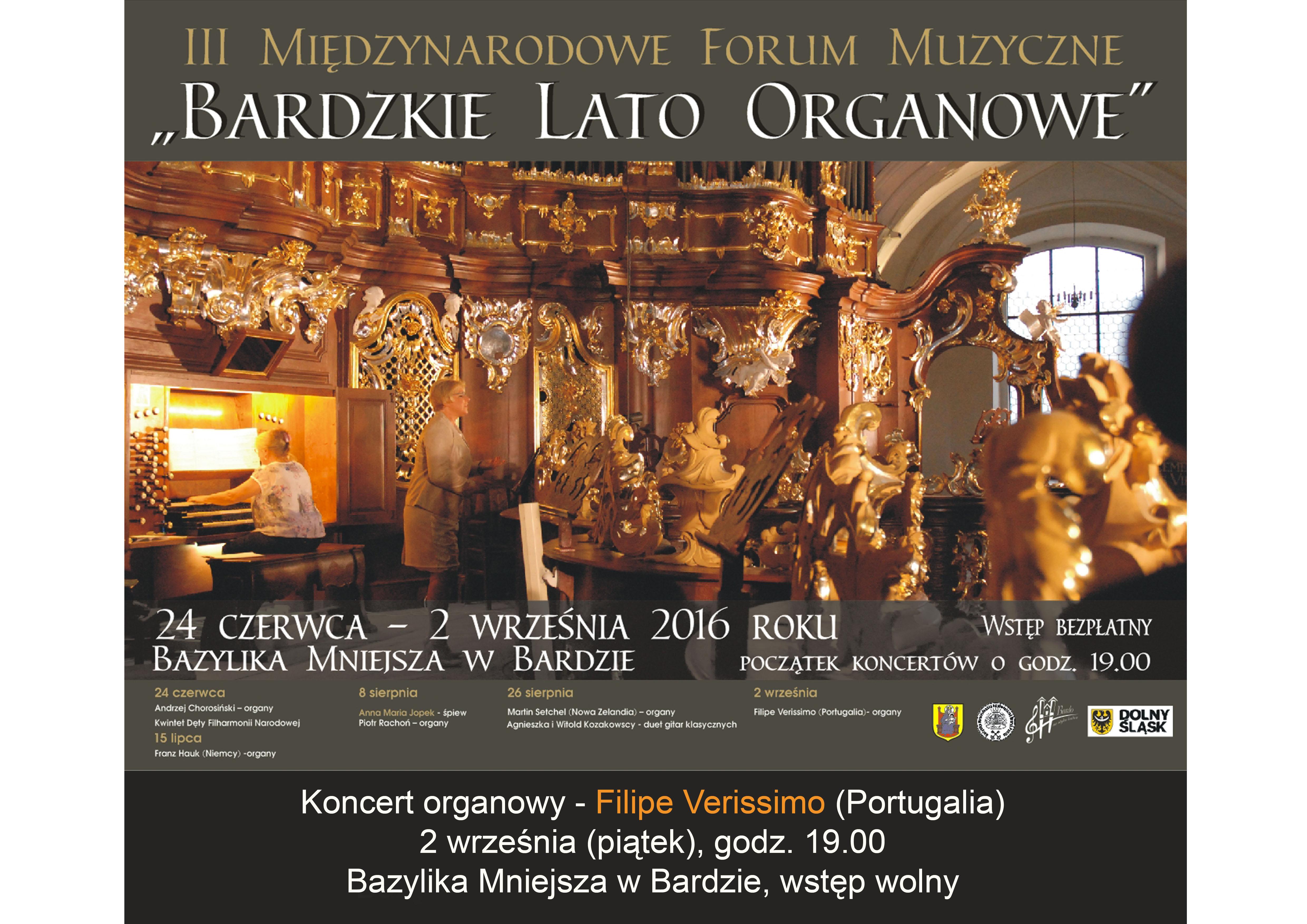 Bardzkie Lato Organowe