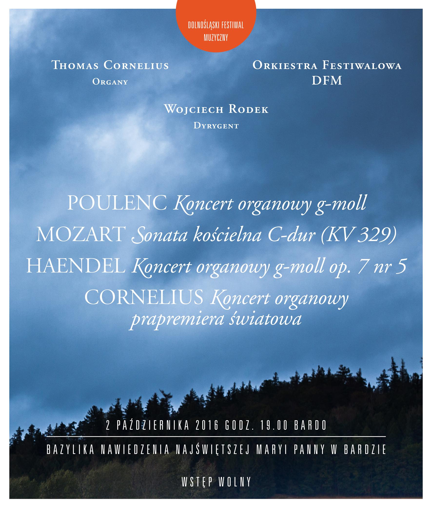 Dolnośląski festiwal Muzyczny - koncert