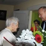 92 urodziny pani marii helbin (1)