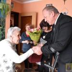 Pani Agnieszka Bździuch obchodziła 93 urodziny (1)