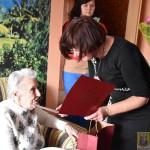 Pani Agnieszka Bździuch obchodziła 93 urodziny (6)