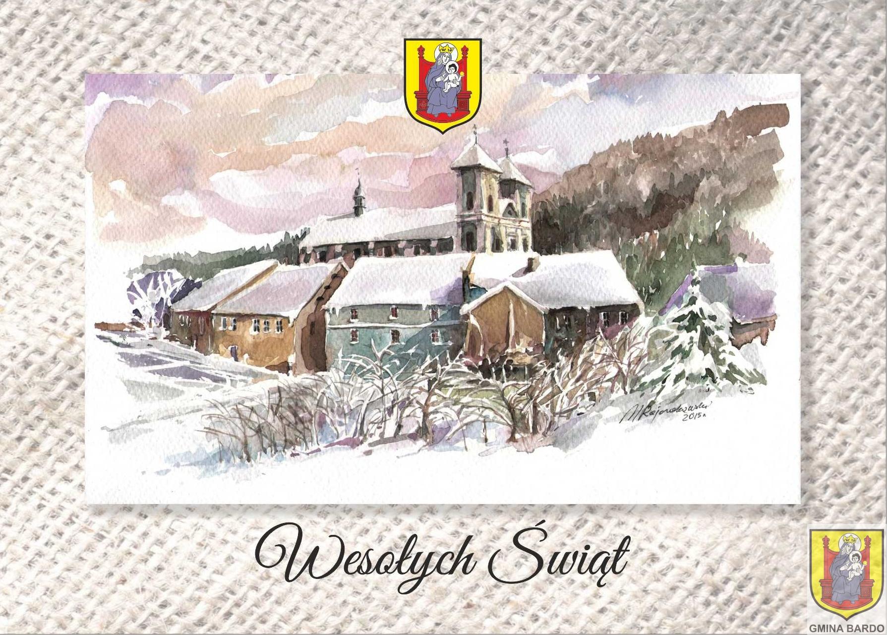 Życzenia Świąteczne Gmina Bardo