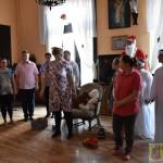Spotkanie Mikołajkowe w DPS Zamek (12)