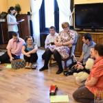 Spotkanie Mikołajkowe w DPS Zamek (14)