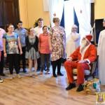 Spotkanie Mikołajkowe w DPS Zamek (18)