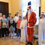 Spotkanie Mikołajkowe w DPS Zamek (19)