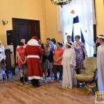 Spotkanie Mikołajkowe w DPS Zamek (23)