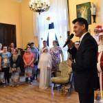 Spotkanie Mikołajkowe w DPS Zamek (25)