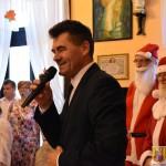 Spotkanie Mikołajkowe w DPS Zamek (26)