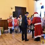 Spotkanie Mikołajkowe w DPS Zamek (27)