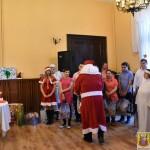 Spotkanie Mikołajkowe w DPS Zamek (35)
