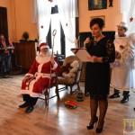 Spotkanie Mikołajkowe w DPS Zamek (4)
