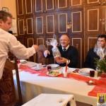Spotkanie Mikołajkowe w DPS Zamek (43)