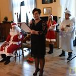 Spotkanie Mikołajkowe w DPS Zamek (7)