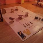 Warsztaty robienia karmników w Potworowie (24)